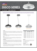 Disco Sell Sheet