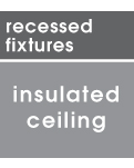 Insulated Ceiling Specification and Limitations